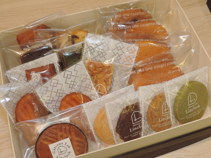 焼き菓子ギフトBOX 3000のサムネイル