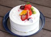 苺のショートケーキのサムネイル