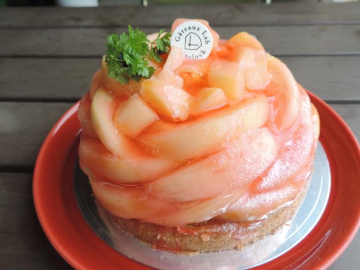 桃のタルト(夏季商品)のサムネイル